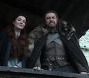 Catelyn Stark/Sezonul 1