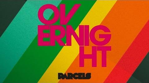 "Gwtv/Daft Punk collaborates with The Parcels with ""Overnight"""