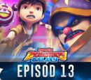 Galaxy Episod 13