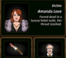 The Murder of Amanda Love