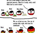 West Germanyball