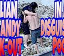 WILLIAM AND ANDY FREAK-OUT ON EACH OTHER IN DISGUSTING POOL!!!