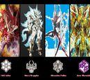 G Neo Ultimate Booster Set 3: Galactic Police Vs Alien