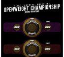 EAW Openweight Championship