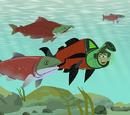 Sockeye Salmon Power