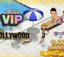 3 Meses VIP + Casa Hollywood