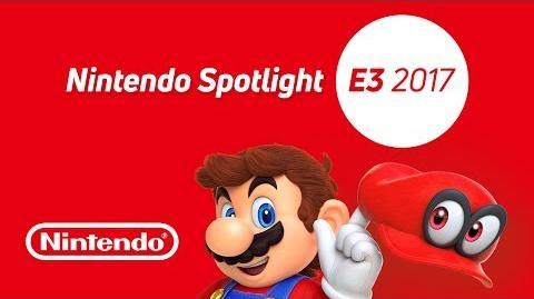 Nintendo Spotlight E3 2017