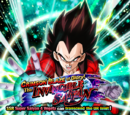 Tactics: Crimson Blaze of Glory! The Invincible Saiyan