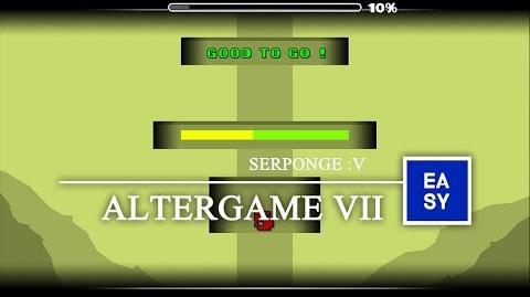 AlterGame VII