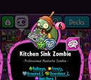 Kitchen Sink Zombie