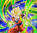 Strongest in the Otherworld Super Saiyan Goku (Angel)