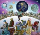 Star Days Sim Date