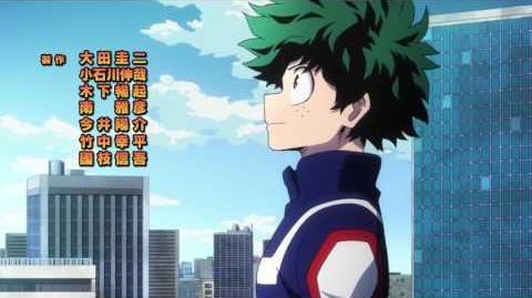 Boku no Hero Academia Opening 2-0