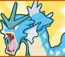 Sprites de Pokémon: Magikarp Jump