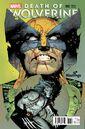 Death of Wolverine Vol 1 2 Hastings Exclusive Variant.jpg