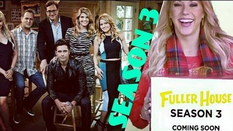 Fuller House Season 3 in 2017 on Netflix!