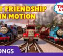 Set Friendship in Motion