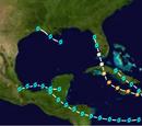 1851 Atlantic hurricane season (Layten)