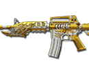 M4A1-S Born Beast Noble Gold