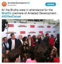 2013 Netflix S4 Premiere (arresteddev) - Arrested Development Cast 01.jpg