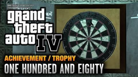 Achievements/Trophies in GTA IV