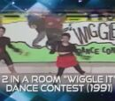 """2 in a Room """"Wiggle It"""" Dance Contest"""