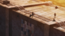The Survey Corps cover the Wall Titan.png