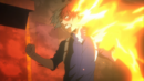 Shoto's fire vs Stain.png