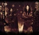 Герои HoMM VII Фракции Лига Теней