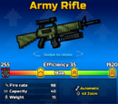 Army Rifle
