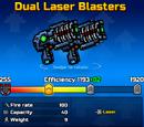 Dual Laser Blasters