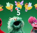 5 Little Fairy Ducks