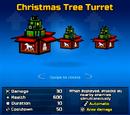 Christmas Tree Turret
