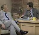 David Letterman Interviews John Keel