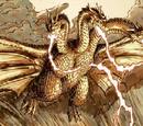King Ghidorah V