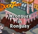 Wrongway In Ronguay