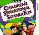 BBC Children's Sensational Summer Fun