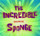 The Incredible Shrinking Sponge (transcript)