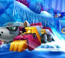Sonic Rivals screenshots