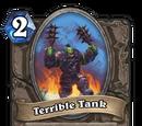 Terrible Tank