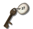 Ключ от банковского сейфа (15)