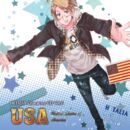 Hetalia Axis Powers Character CD Vol.6 — USA.jpg