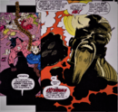 Garbha-Hsien (Earth-616) vs X-Force (Earth-616) from X-Force Vol 1 -21 001.png