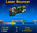 Laser Bouncer