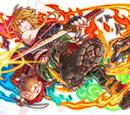 Hellfire Sasuke Sarutobi