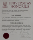 Louis Litt's Harvard Diploma.png