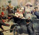 Die Julikrise (Weltkrieg der 100 Möglichkeiten)