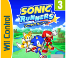 Sonic Runners (Wii Control)