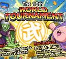 World Tournament n°16