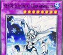 Héroe Elemental Cero Absoluto